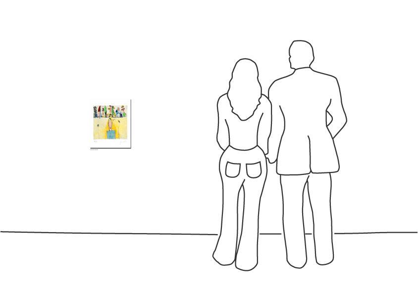 """Janosch """"Der Mann in Gelb"""""""