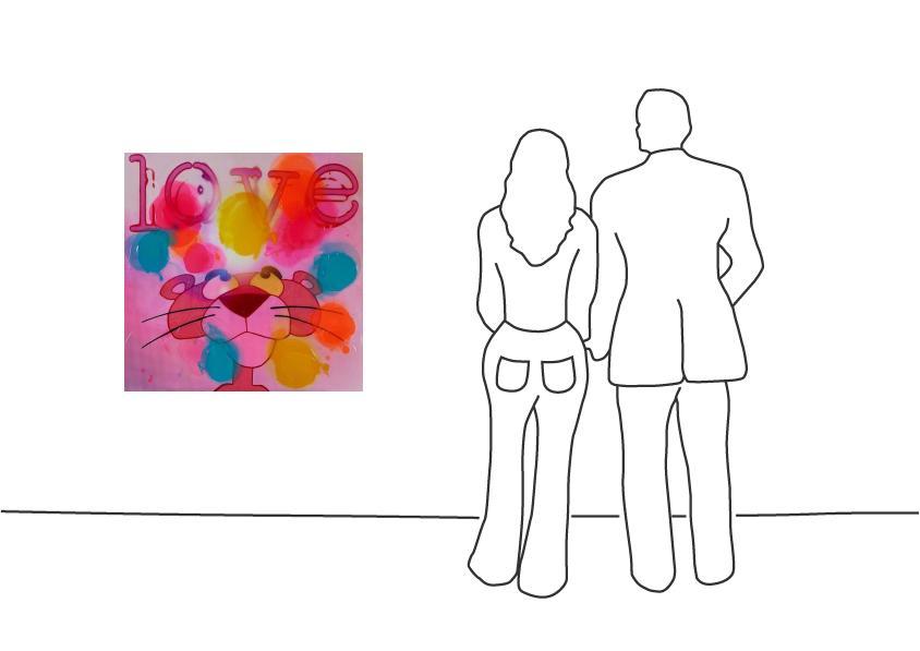 """Jörg Döring """"Love the pink"""""""