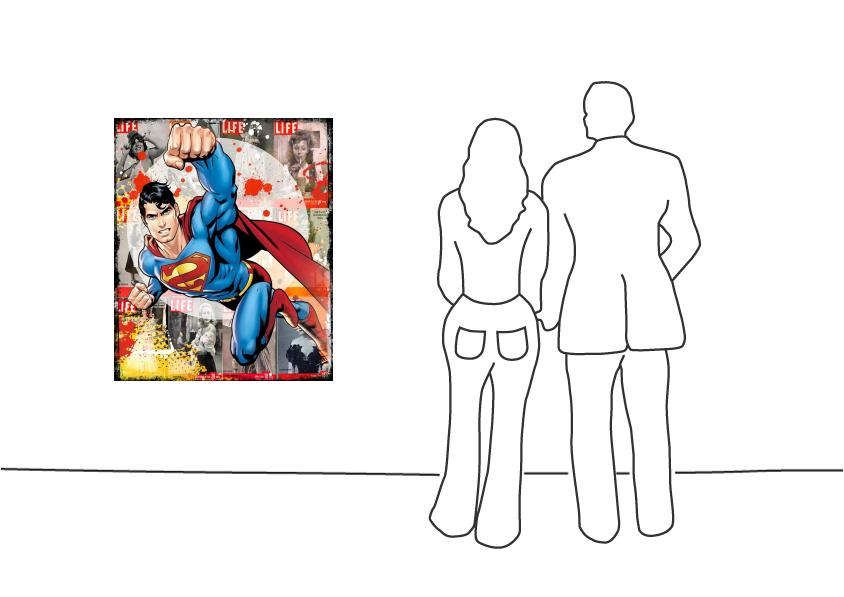 "Micha Baker ""Heros Super"""