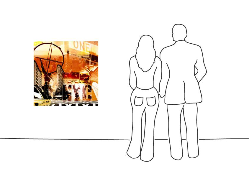 "Fritz Art ""New York Collage1"""