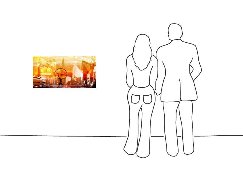 "Fritz Art ""New York Collage"""