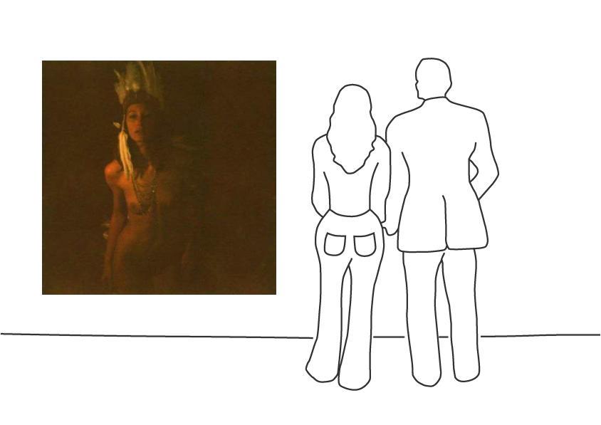 "Joni Harbeck ""Bedroom 4"""