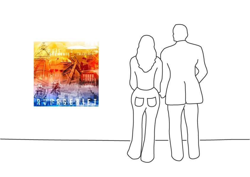 "Fritz Art ""Ruhrgebietscollage 2"""