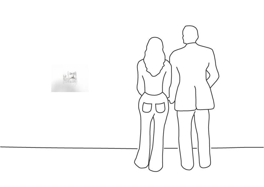 """Günter Grass """"Selbstporträt"""""""