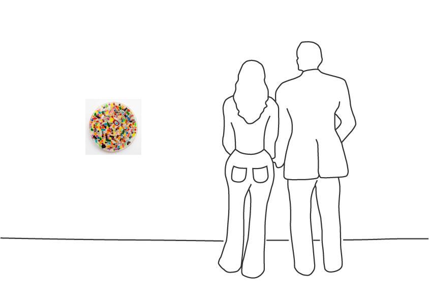"Ulrik Happy Dannenberg ""Sweets Mini – rund"""