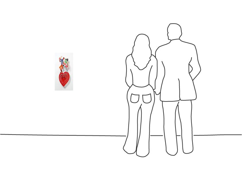 "David Gerstein ""Heart – Swinging Heart"""