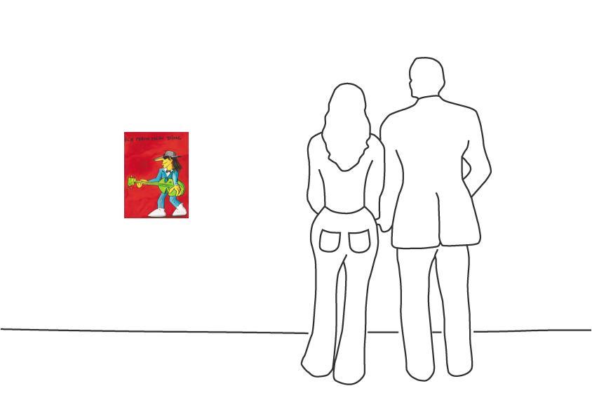 """Udo Lindenberg """"Ich mach mein Ding (rot)"""""""