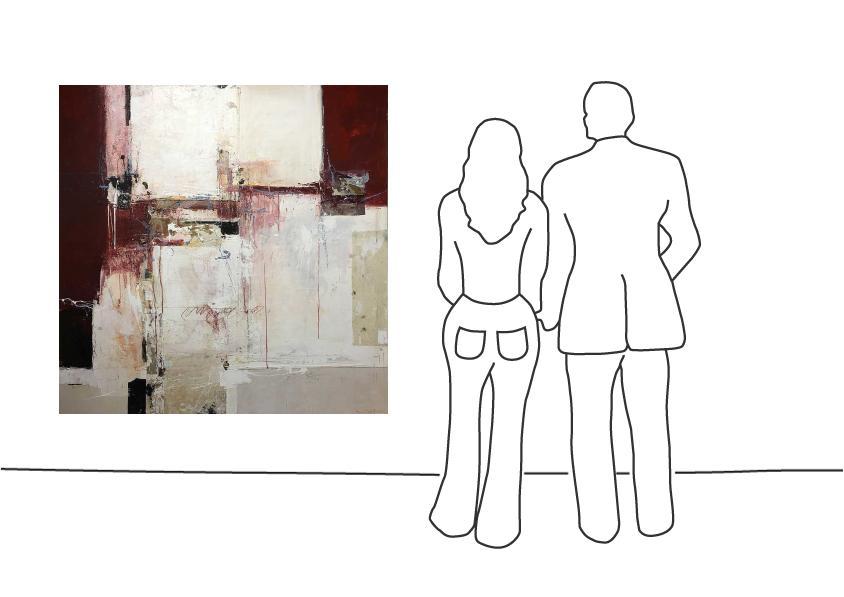 """Diverse Künstler """"Ron van der Werf – Ohne Titel"""""""
