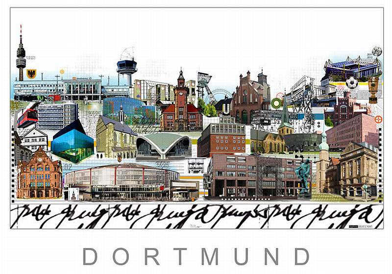 """""""Dortmund"""" von Leslie G. Hunt"""