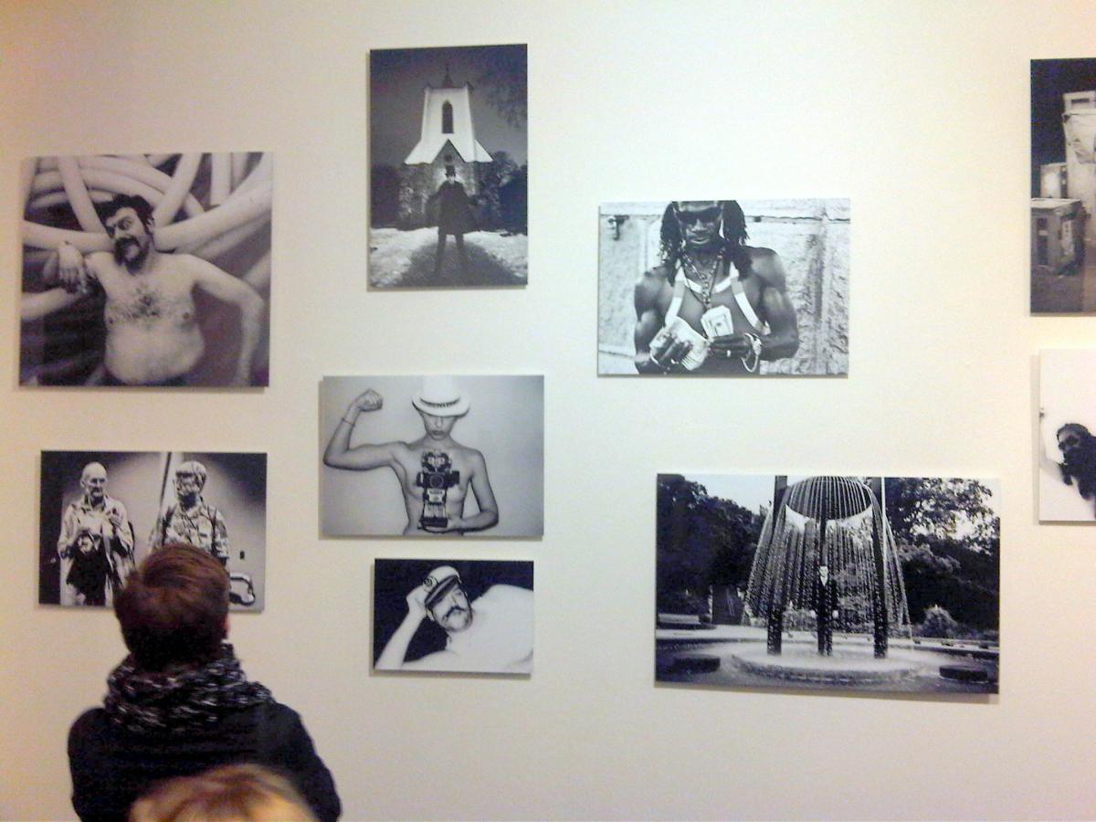 Oliver Rath bei der Vicious Gallery in Hamburg