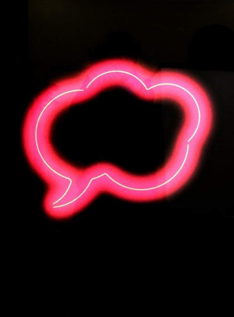 Stefan Strumbel - Neon Cloud