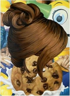 """Jeff Koons """"Hair"""""""