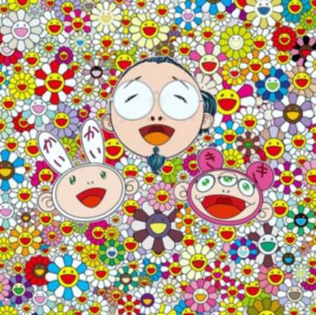 """Takashi Murakami """"Me And Kaikai And Kiki"""""""