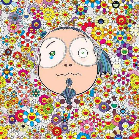 """Takashi Murakami """"Murakami-kun, Quel Surprise Et Quel Dommage"""""""