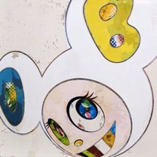 "Takashi Murakami ""And then White 2013"""