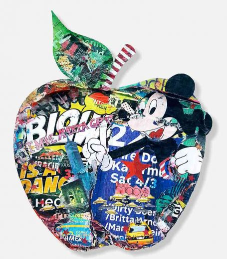 "Tanja Kiesewalter ""Big Apple & Mickey"""
