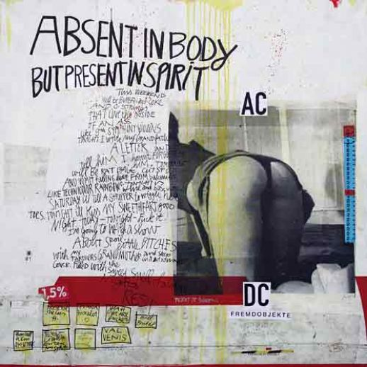 ths - Absent in Body but present in spirit