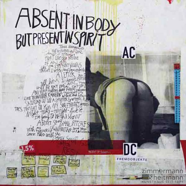 "ths ""Absent in Body but present in spirit"""