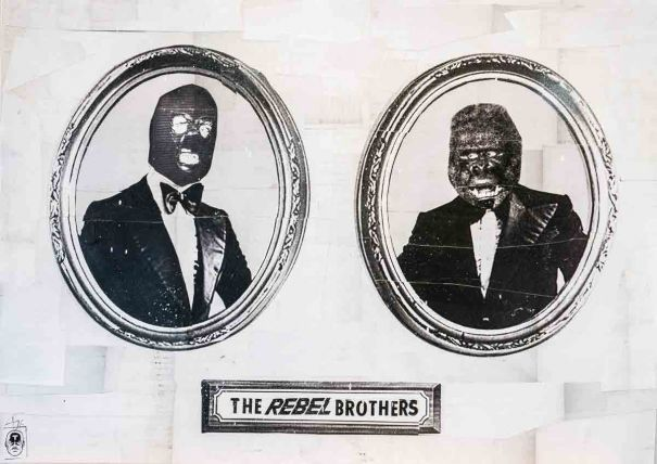 "ths ""The Rebel Brothers, The False Brother"""